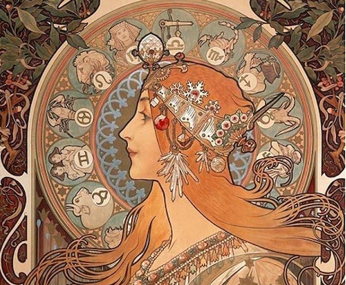 Imagem Art Nouveau