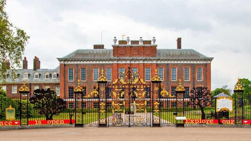 Palácio de Kensington - Conheça a residência da Realeza em Londres 1